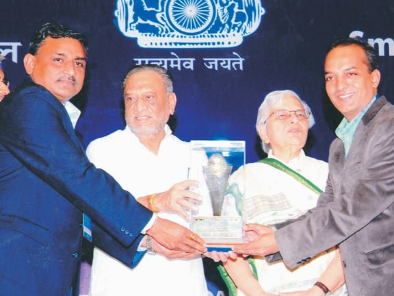National Entrepreneurship Award - 2009