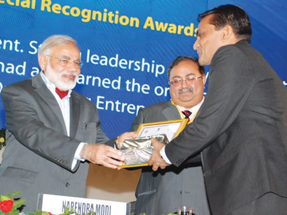 Entrepreneurship Award - 2010