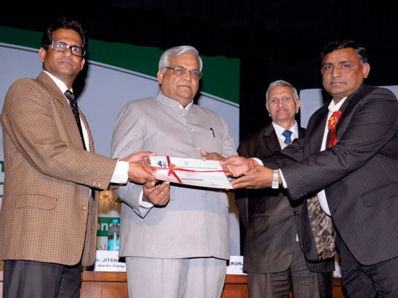 Rajasthan Energy Conservation Award - 2012